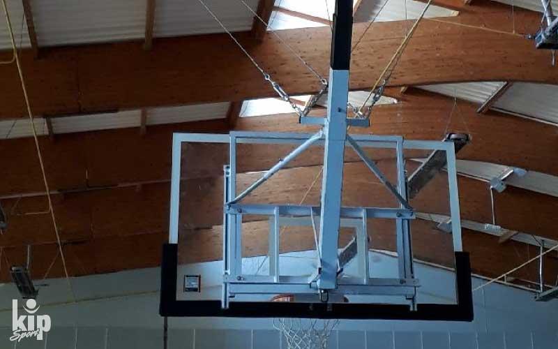Remplacement moteurs pour structure basket – Gymnase Dieuleveult