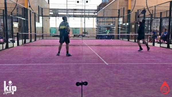 Tournoi le Padel dans le Sang – Garden Tennis – Rennes